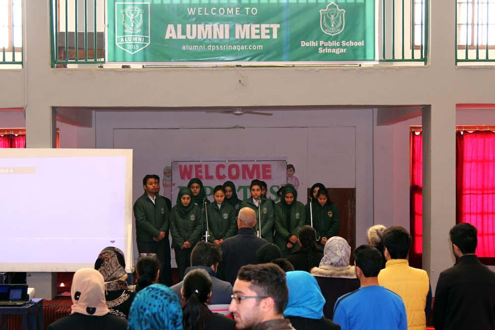 meaning of alumni meet in school