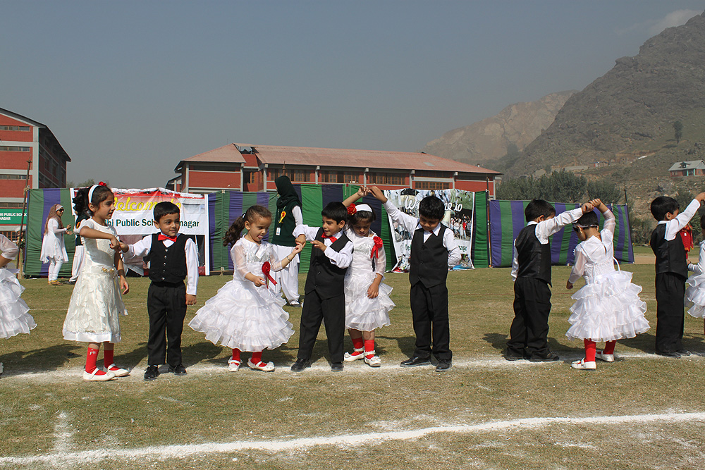 Performance by students