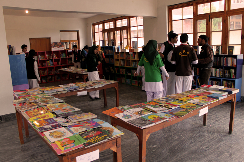 Bookaroo Kashmir 2012 - Highlights