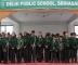 Graduation Ceremony for Class III