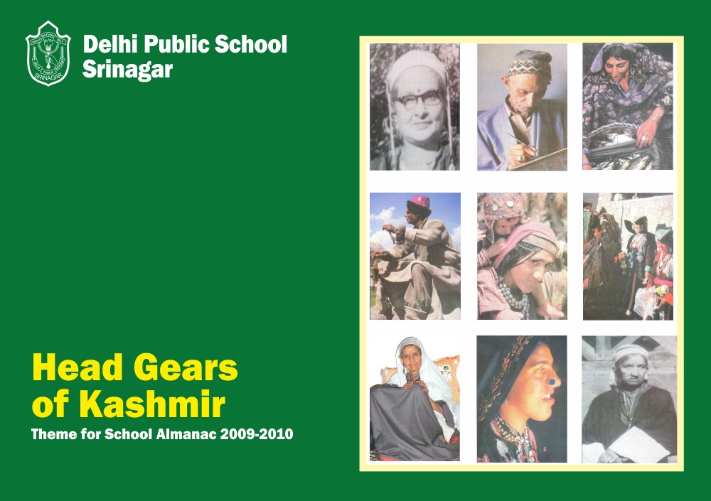 Head Gears of Kashmir