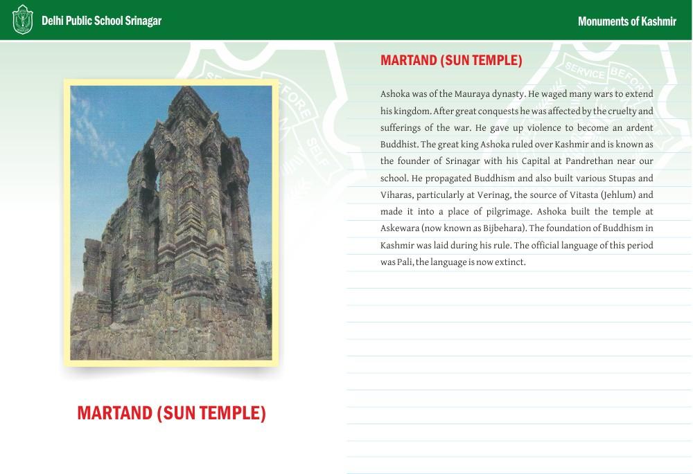 Martand (Sun Temple)