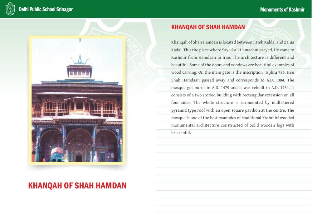 Khanqah of Shah i Hamdan