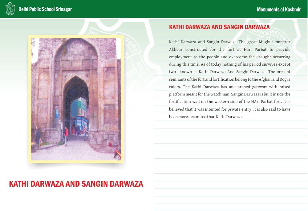Kathi Darwaza & Sangin Darwaza