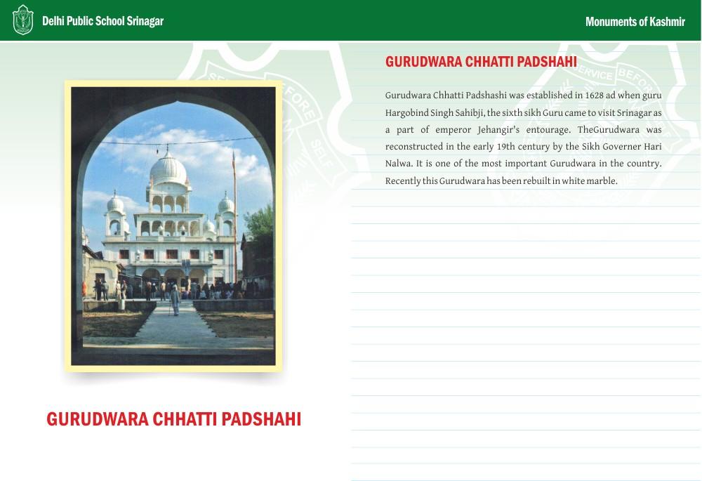 Gurudwara Chatti Padshahi
