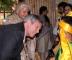 German Ambassador interacting with tiny tots buds