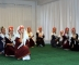 Traditional Rouf performance by Students before the Honorable German Ambassador